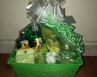 Mother's Day Spa gift basket