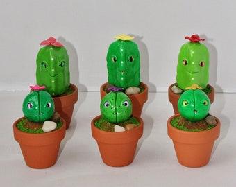 Small Polymer Cactus
