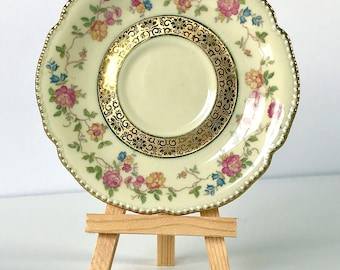 "Vintage 1930's Rosenthale China - ""Vienna"" #73 Teacup Saucer"