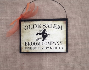 Halloween decor, witch sign, funny, signs with sayings, Halloween sign, witchy plaque  wicca party prop