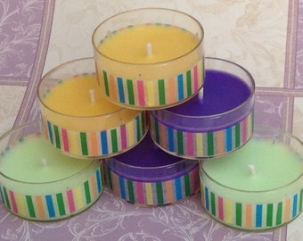 Aromatherapy candles....2 maxi tea lights in a gift box, with aromatherapy scent combinations
