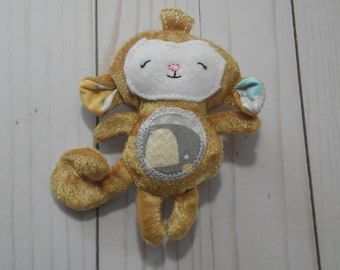 Elephant Monkey Plush