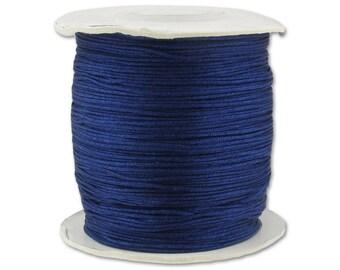 0.5, 0.8 mm or 1 mm - 10 m Nylon string Blueberry