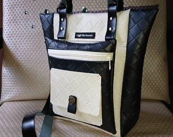Great bag black-beige