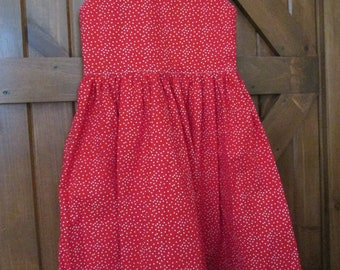 Girls CALLA Sundress Size 7