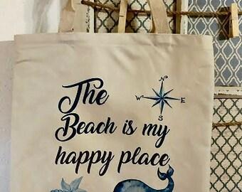 A Nice Custom Made Beach Bag