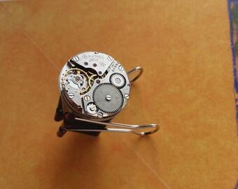 Ring ring watch movement Soviet vintage