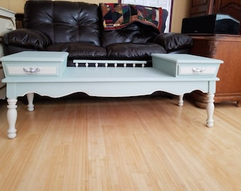 SOLD Vintage Coffee Table
