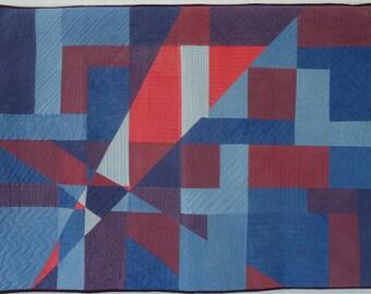 Beam Art Quilt
