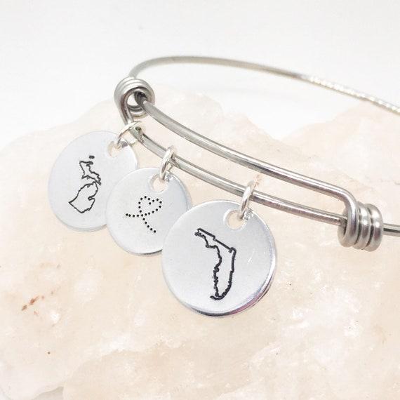 Long Distance Friend Bracelet