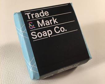 Natural Handmade Bar Soap (Green Apple)