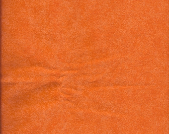 New Orange Texture 100% cotton fabric by the Quarter yard