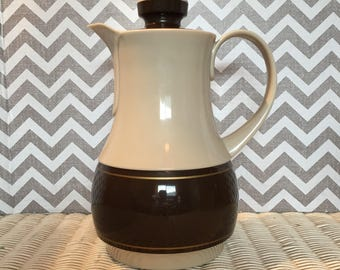 Vintage THERMOS Insulated Carafe INGRIED 570 Made in West Germany