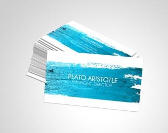 Business Cards (LARUNDA Template)