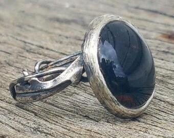 Dark Chocolate Vine Ring