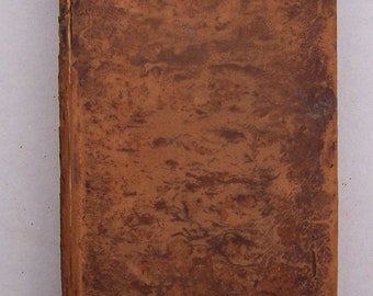 1821 The Communicant's companion, Evangelical preparation for the Lord's supper, Spirituality Book