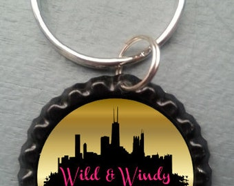 Keychain // Event // Wild & Windy In The City