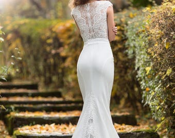 "Wedding Dress ""Rose"""