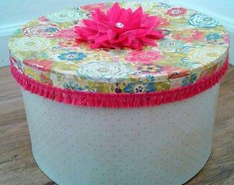 Classic Style Boudoir Box