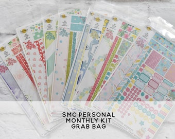 GRAB BAG - Sew Much Crafting Personal Monthly Kits