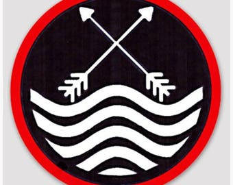 """3"""" WATER PROTECTOR Sticker (Symbol ONLY, No Words)"""