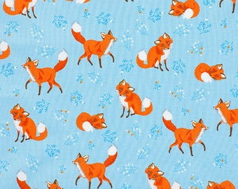 Fox fabric SK223