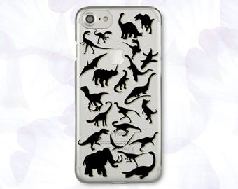 dinosaur iphone 8 plus case