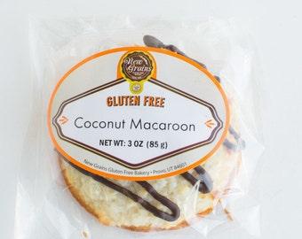 Gluten Free Coconut Macaroon Cookie