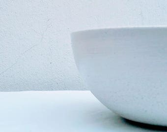 Hogar/Home: set 3 bowls ceramic. Handmade.