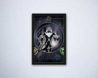 The Lantern Corps - Death (11x17)