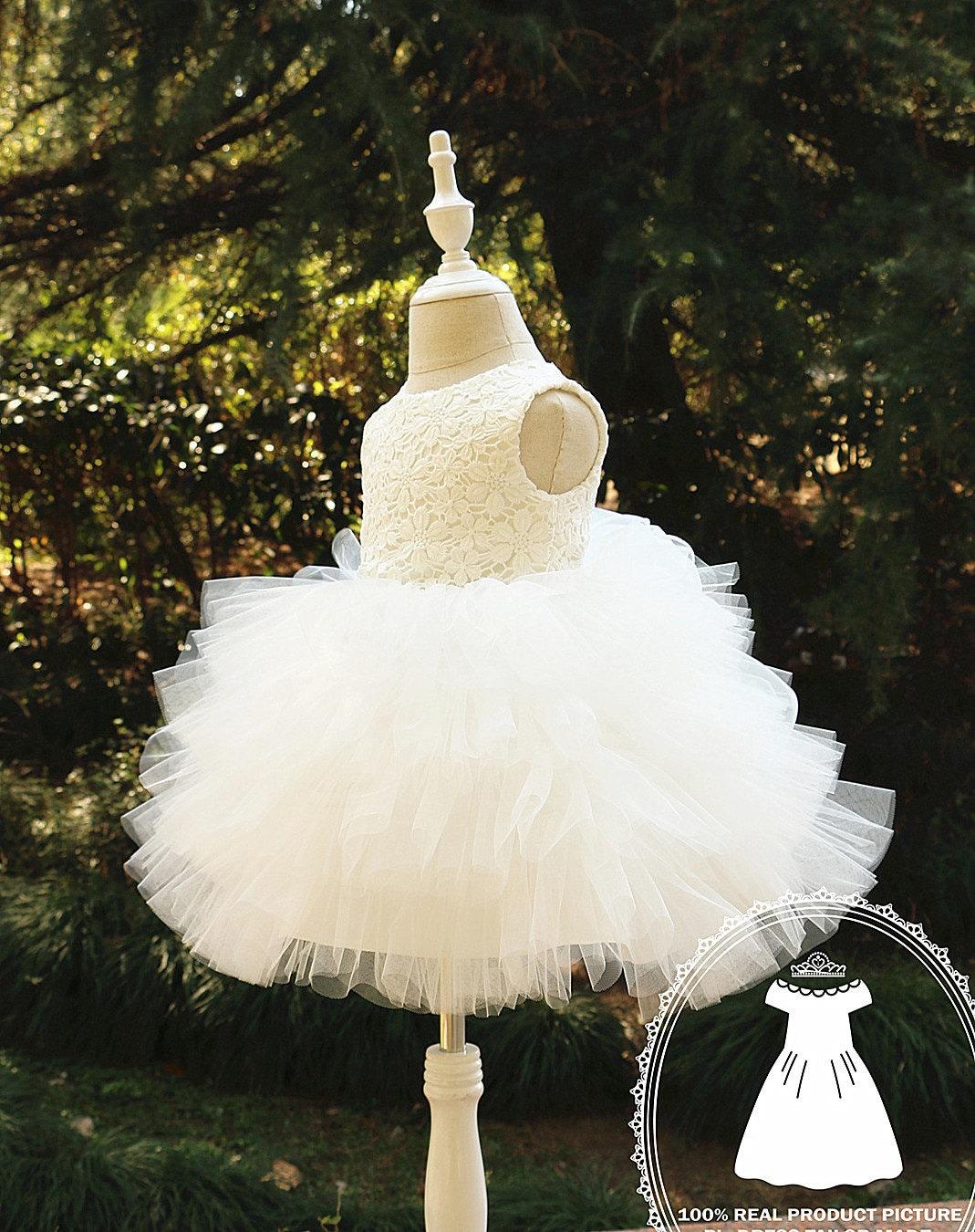 Baby Mädchen Geburtstag Mädchen Kleid Geburtstag 1 Jahr alt