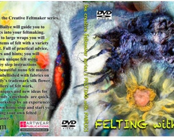 Felting with Fabrics DVD