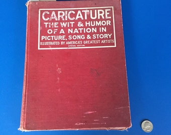 Book of Caricatures