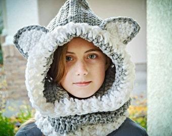 Woodlynn Wolf Cowl