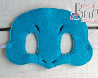 Pokemon, Squirtle inspired mask