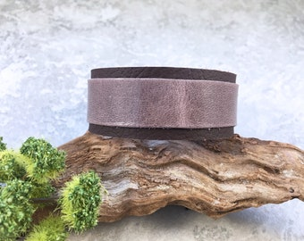 leather boho cuff/genuine leather boho cuff/cabernet leather snap bracelet/dark plum leather boho snap cuff bracelet/leather stack bracelet