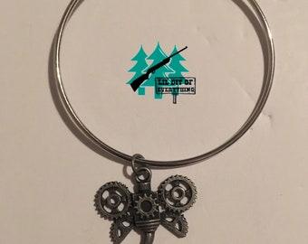 Butterfly Gear Bracelet