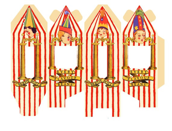 Ridiculous image within bertie botts every flavor beans printable