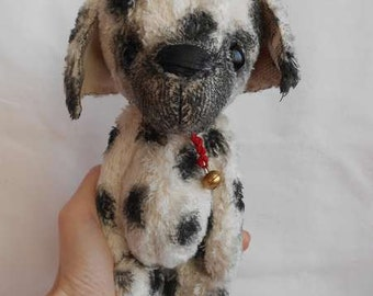 """PDF File Sewing Pattern for 8,5 Inch Dog """"Pongo"""""""