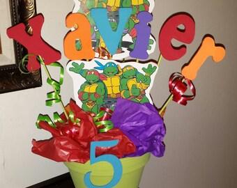 Teenage Mutant Ninja Turtles Centerpiece