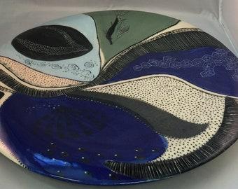 ROCKPOOL - Ceramic Platter