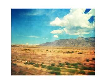 Adventure Art, Highway Photography, Mountain Photography, Wanderlust Print, Southwest Art, Vintage Travel Art, Retro Landscape Photography
