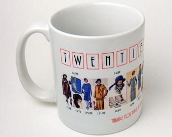 1920s Fashion Collection Coffee Mug