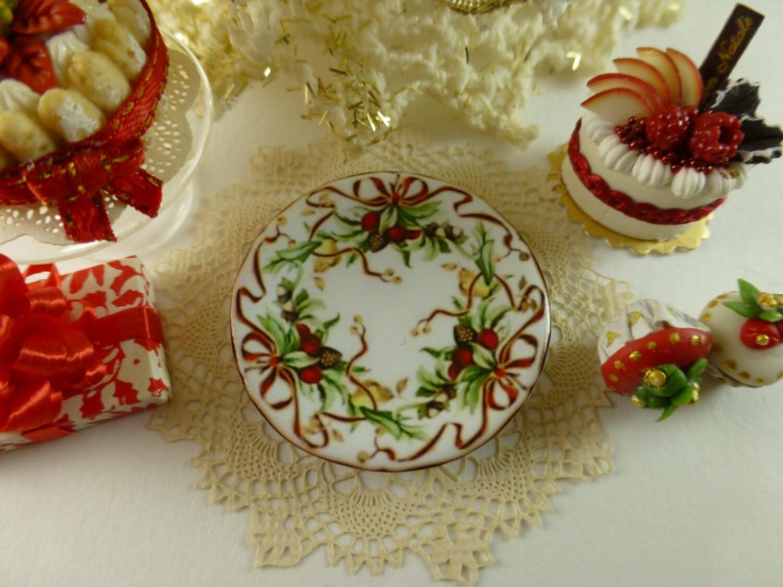 Tiffany holiday plates-1140