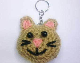 Mimi the Cat Keyring