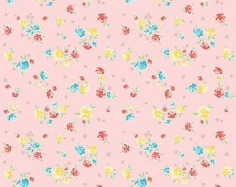 20% OFF Penny Rose Fabrics Bunnies and Blossoms Pink Blossoms