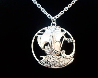 Chronicles of Narnia Inspired Necklace/Voyage of the Dawn Treader Necklace
