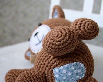 Amigurumi Magazine Pdf : Pattern tummy teddy crochet amigurumi pattern pdf
