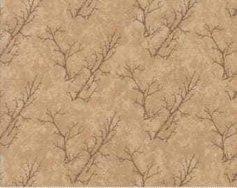 Country Road Sandy Tan 6665 19 - Moda Fabrics - 100% Cotton Quilting Fabric