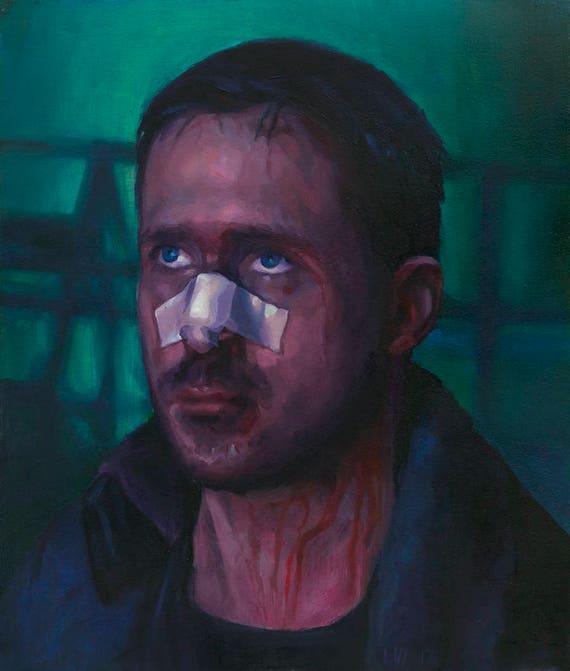 Blade Runner 2049, 8x11 or 13x19in PRINT